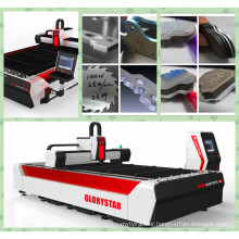 CNC Fiber Laser Cutter Machine, Cutting Machine, for Stainless Steel, Carbon Steel, Galvanized Sheet, Thin Aluminum and Thin Copper etc.